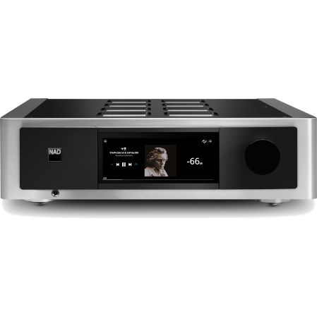 NAD Masters M33 - BluOS® Streaming DAC Amplifier